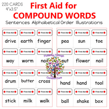 Compound Words First Aid