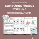 Compound Words Fluency Passages / Close Readings Vocabular