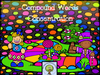 Compound Words Freebie Day 2