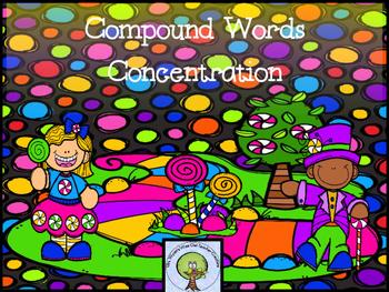 Compound Words Freebie Day 2