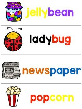 Compound Words Fun!