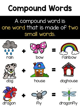 Compound Words Fun!