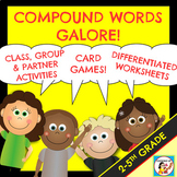 Compound Words Galore Bundle