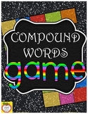 Compound Words Learning Center Game