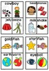Compound Words Game - Putting it Together