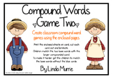 Compound Words - Game Two