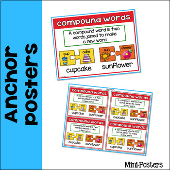 Compound Words {Gnomes Know}