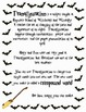 Compound Words - Harry Potter's Transfiguration Class
