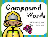 Compound Words Interactive Book