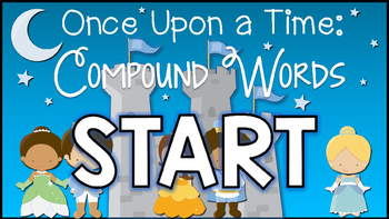 Compound Words Jeopardy Style Game Show