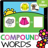 Compound Words Language Practice Kindergarten Reading Goog