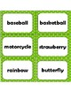 Compound Words Literacy Center/Scoot
