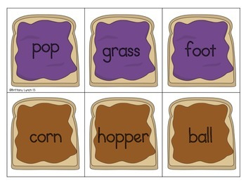 Compound Words Match