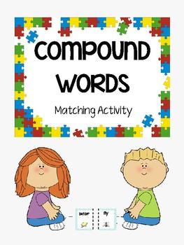 Compound Words Match