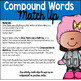 Compound Words Match Up