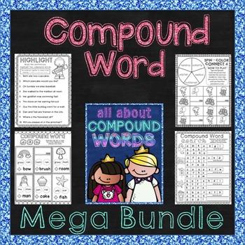 Compound Words Mega Pack