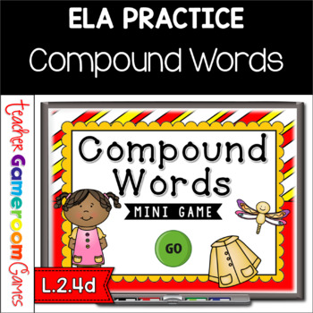 Compound Words Mini Powerpoint Game