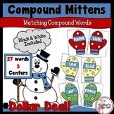 Compound Words Mitten Match Dollar Deal