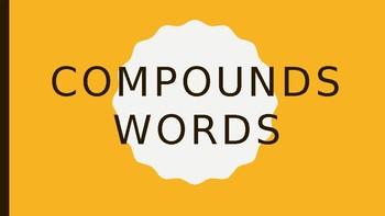 Compound Words Movement Break