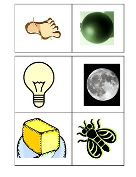 Compound Words Picture Match