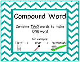 Compound Word Poster