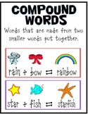 Compound Words Poster