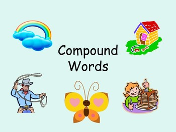 Compound Words Power Point