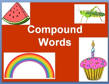 Compound Words PowerPoint with narration