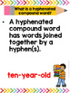 Compound Words Practice Sheets and Games