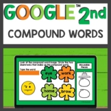 Compound Words Practice for Google Classroom™ for Distance