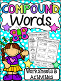 Compound Words Printable Worksheets and Activities