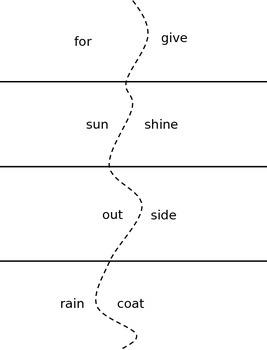 Compound Words Puzzle