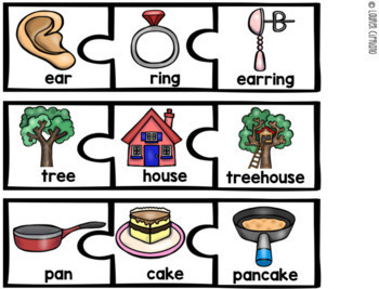 free compound word worksheets