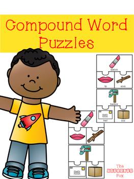 Compound Words {Puzzles}