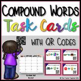 Compound Words QR Task Cards
