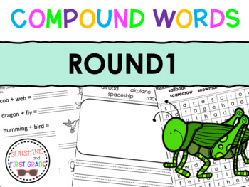 Compound Words Round 1