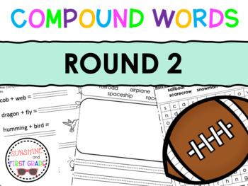 Compound Words Round 2