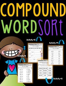 Compound Words Sort