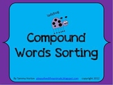 Compound Words Sorting Packet