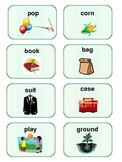 Compound Words - Sorting/Literacy Centers