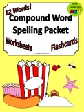 Compound Words - Spelling
