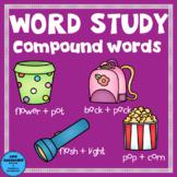 Compound Words Spelling Unit