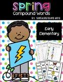 Compound Words   Spring   Writing Center   Vocabulary