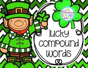 St. Patrick's Day Compound Words