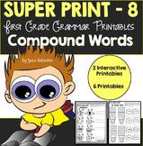 Compound Words {Super Print - 8}