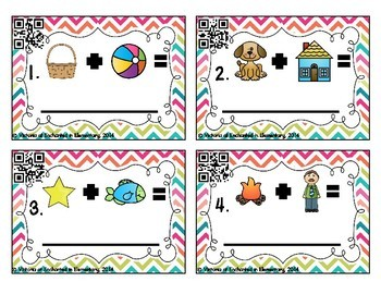 Compound Words Task Cards Set 2
