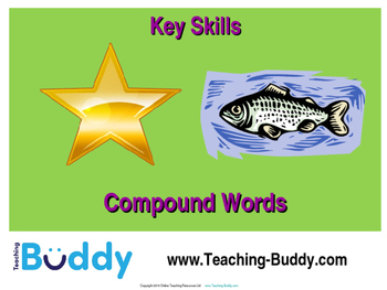 Compound Words - Teaching Powerpoint