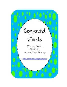Compound Words -- Two Card Games