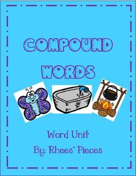 Compound Words Unit!