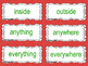 Compound Words With QR Codes